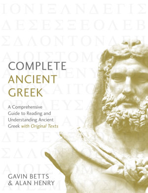 Complete Ancient Greek PDF
