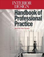 Interior Design Handbook of Professional Practice PDF