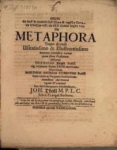 De metaphora