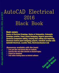 Autocad Electrical 2016 Black Book Book PDF