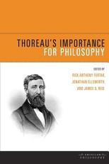 Thoreau s Importance for Philosophy PDF