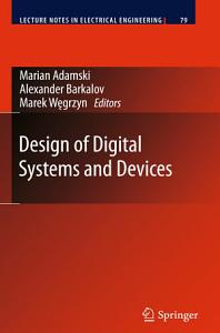 Design of Digital Systems and Devices PDF