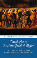 Theologies of Ancient Greek Religion PDF