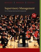 Supervisory Management PDF