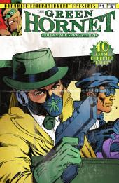 Green Hornet Golden Age Re-Mastered #1