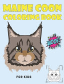 Maine Coon Coloring Book for Kids PDF