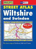 Philip's Street Atlas Wiltshire and Swindon