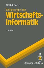 Einführung in die Wirtschaftsinformatik: Ausgabe 5