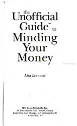 The Unofficial Guide to Minding Your Money PDF