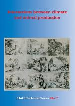 Interaction between climate and animal production