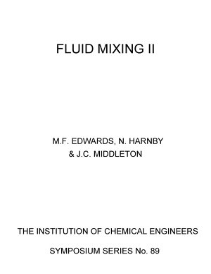 Fluid Mixing II