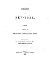 Natural History of New York ...: Geology. 4 v