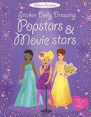Popstars and Movie Stars CV