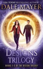 Design Series Trilogy (YA Urban fantasy Set of all 3 books)