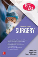 Surgery PreTest Self Assessment and Review  Fourteenth Edition PDF
