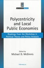 Polycentricity and Local Public Economies