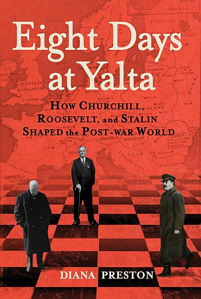 Download Eight Days at Yalta Book