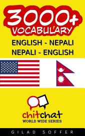 3000+ English - Nepali Nepali - English Vocabulary