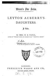Leyton Auberry's daughters
