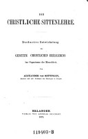 Deductive Entwickelung der Gesetze der christlichen Heilslebens im Organismus der Menschheit PDF
