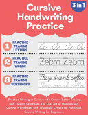 Cursive Handwriting Practice PDF