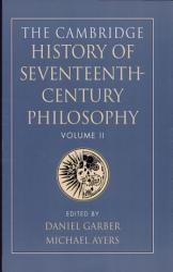 The Cambridge History Of Seventeenth Century Philosophy Book PDF