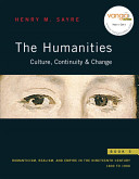 The Humanities  Culture  Continuity  And Change