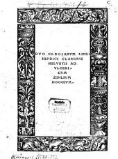 Isagoge In Mvsicen Henrici Glareani Helvetii Poe. Lav: e quibus[que] bonis authorib[us] latinis & graecis ad studiosoru[m] utilitate[m] multo labore elaborata