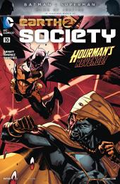 Earth 2: Society (2015-) #10