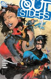 Outsiders (2003-) #42