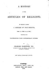 A History of the Articles of Religion ... By C. H.