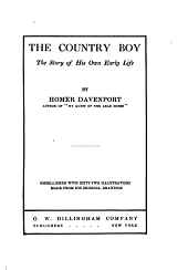 The Country Boy: The Story of His Own Early Life