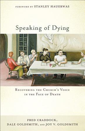 Speaking of Dying PDF