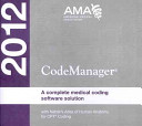 Codemanager 2012 with Netter s Atlas of Human Anatomy for CPT Coding CD ROM Single User PDF