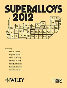 Superalloys 2012