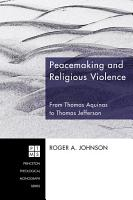 Peacemaking and Religious Violence PDF