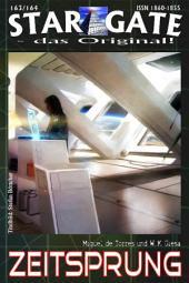 STAR GATE 163-164: Zeitsprung: Die Invasion der Kyphorer - und der zweite Ken Randall erwacht!