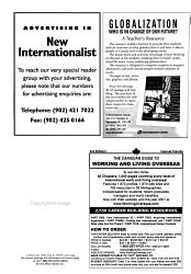 New Internationalist Book PDF