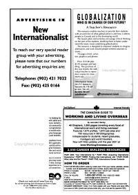 New Internationalist PDF