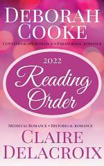Reading Order for Deborah Cooke's Paranormal Romances and Contemporary Romances, and Claire Delacroix's Medieval Romances