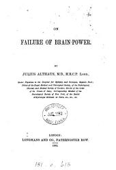 On Failure of Brain-power