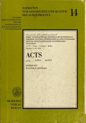 Schriften zur Geschichte und Kultur des alten Orients PDF