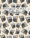 Financial Budget Planner  Weekly Organizer Monthly Expense Tracker Finance Ledger Notebook Daily Debt Management Sloth Pattern Cover PDF