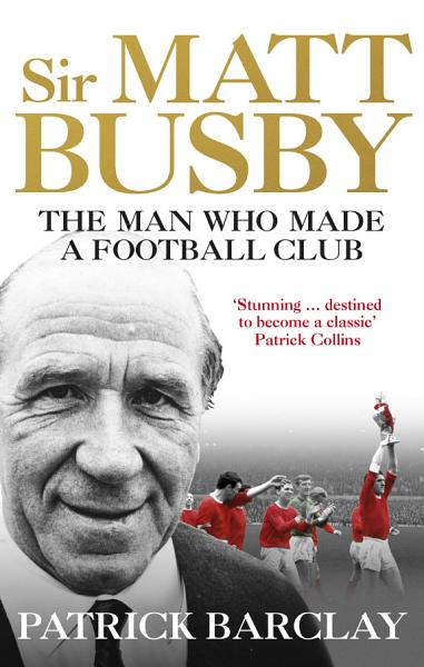 Download Sir Matt Busby Book
