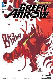 Green Arrow (2011- ) #33