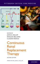 Continuous Renal Replacement Therapy: Edition 2