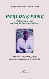 Parlons Fang