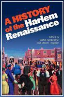 A History of the Harlem Renaissance PDF