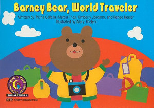 Barney Bear  World Traveler