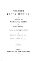 The British Flora Medica  Or  a History of the Medicinal Plants of Great Britain PDF